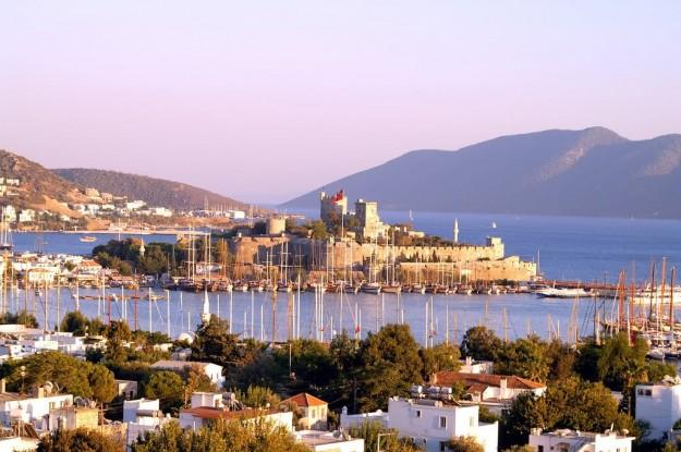 Лучшие пляжные курорты Турции